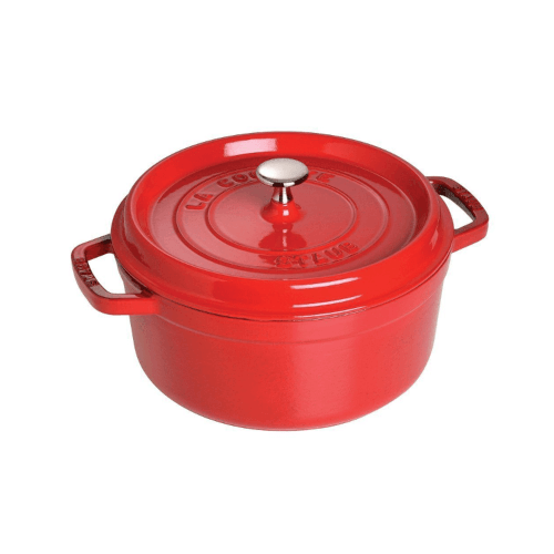 Staub Iron Round Cocotte 5.5-quart