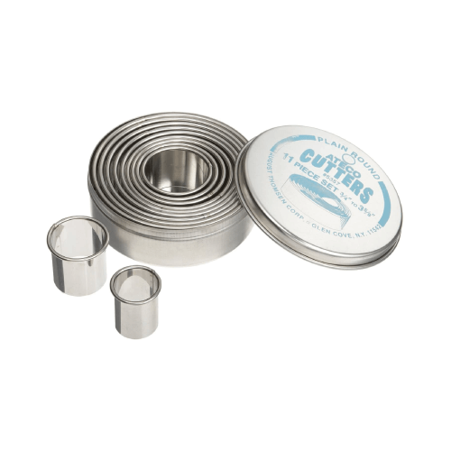Ateco Round Cutters