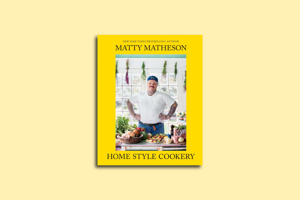 Matty Matheson: Home Style Cookery Cookbook Review