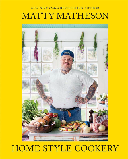 Matty Matheson Home Style Cookery Review