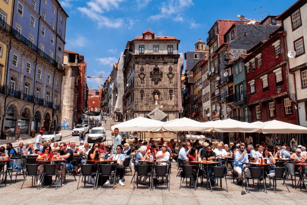 Best Restaurants in Porto
