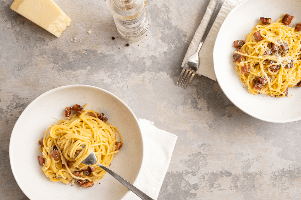 Authentic Spaghetti Carbonara Recipe