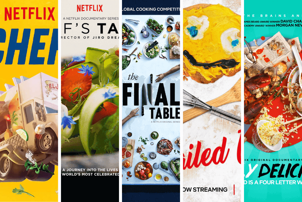 Best Food Shows On Netflix Right Now