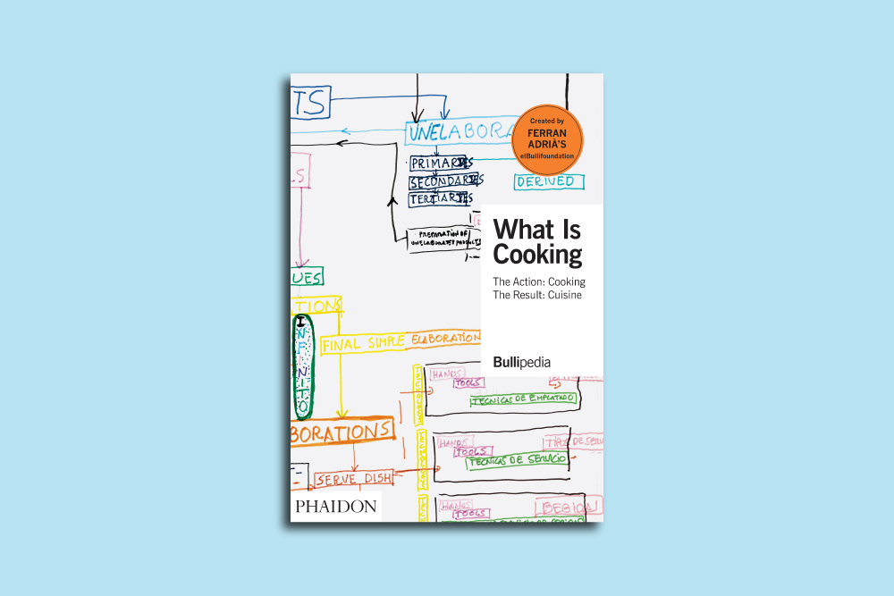What is Cooking by Ferran Adrià