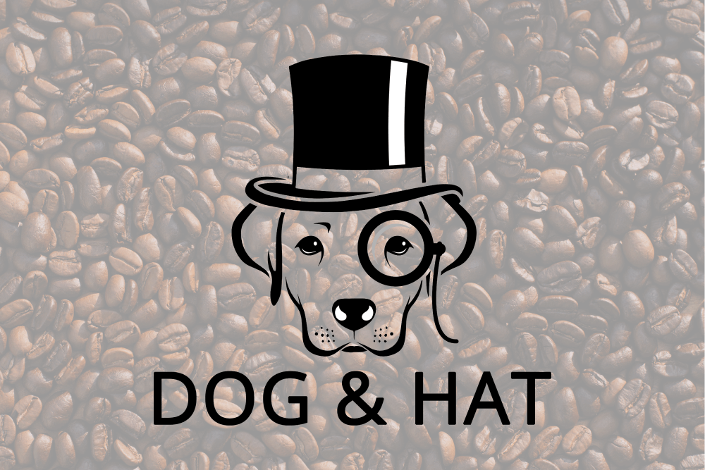 Dog and Hat Coffee Subscription