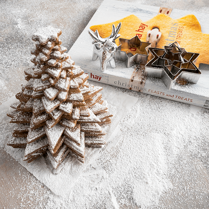 Cookie Christmas Tree Recipe