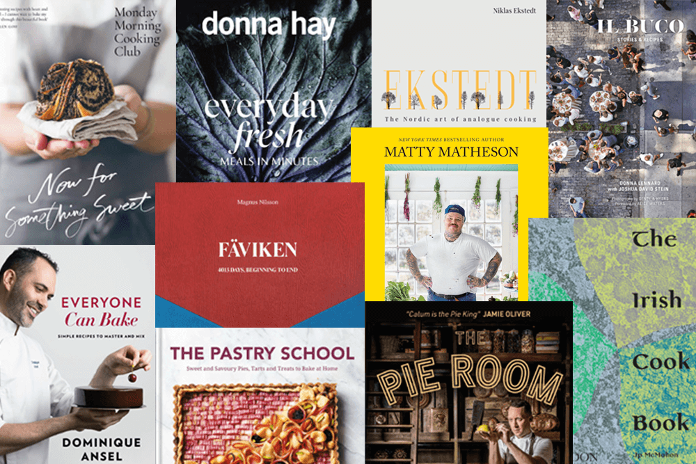 Best Cookbooks 2020