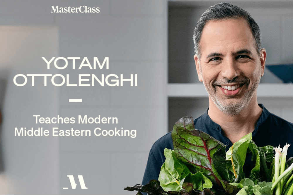 Yotam Ottolenghi Masterclass