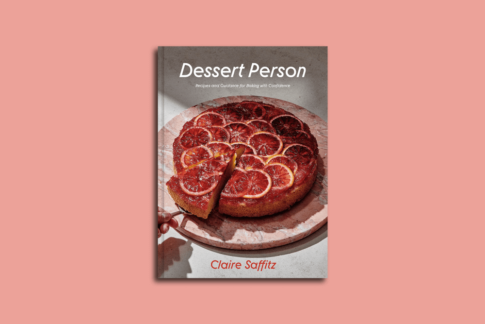 Dessert Person Cookbook Review