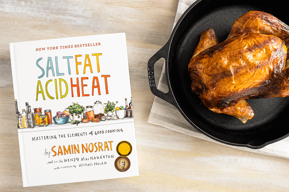 Samin Nosrat's Buttermilk Chicken Recipe