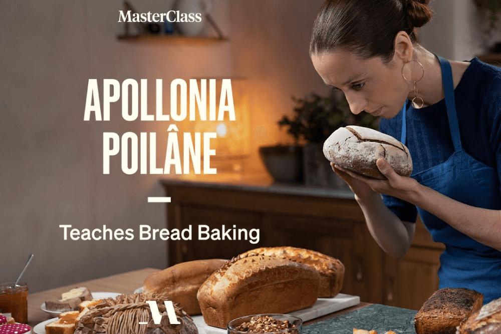 Apollonia Poilâne MasterClass