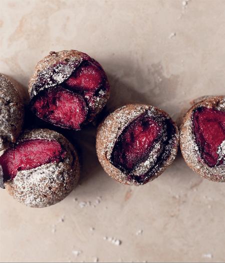 Wild Sweetness Cookbook Review