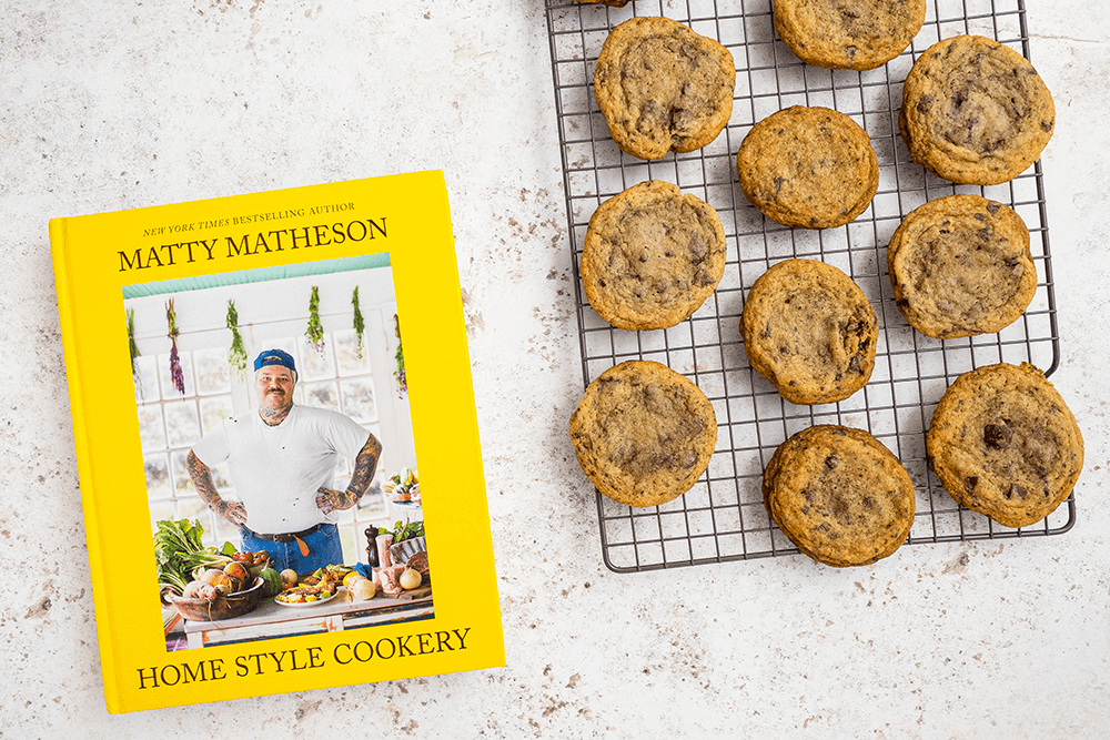 Matty Matheson Chocolate Chip Cookies Recipe