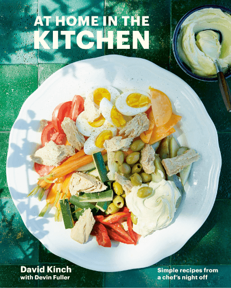 At Home In The Kitchen With David Kinch