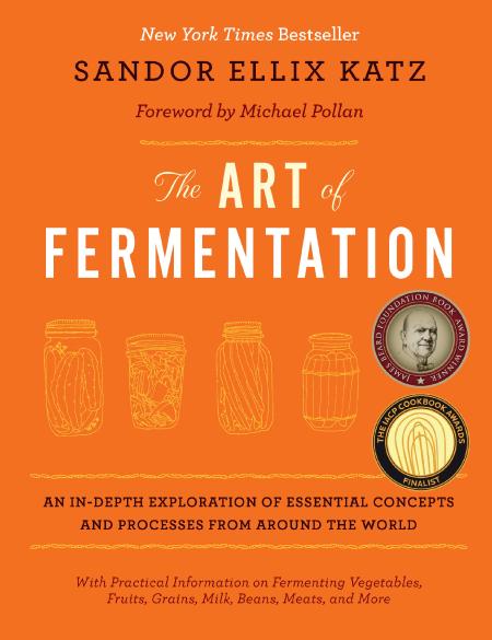 The Art of Fermentation Cookbook Review