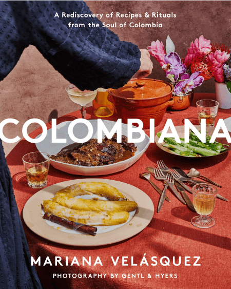 Colombiana Cookbook