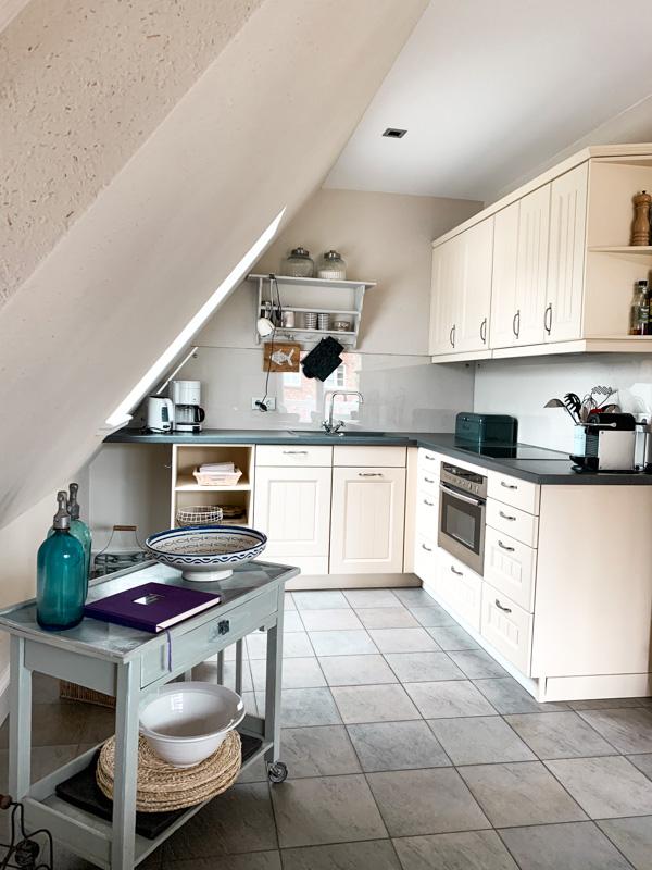 wohnung drei küche image