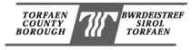 torfaen county borough council logo