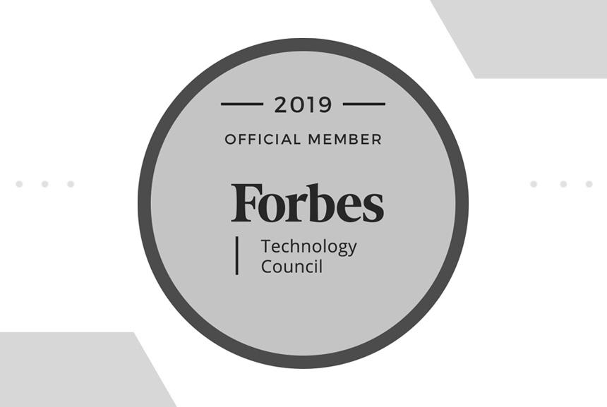 Forbes Tech Council logo