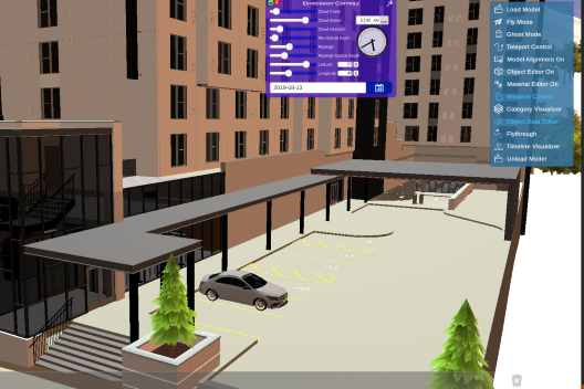 Digital Twin model of building