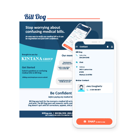 BillDog helps review your medical bill