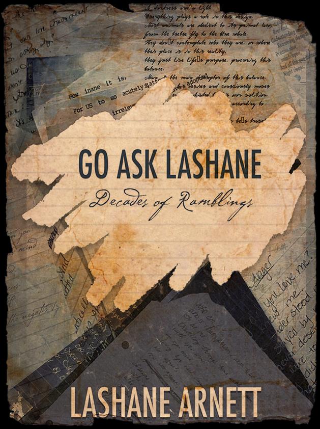 GO ASK LASHANE BOOK COVER