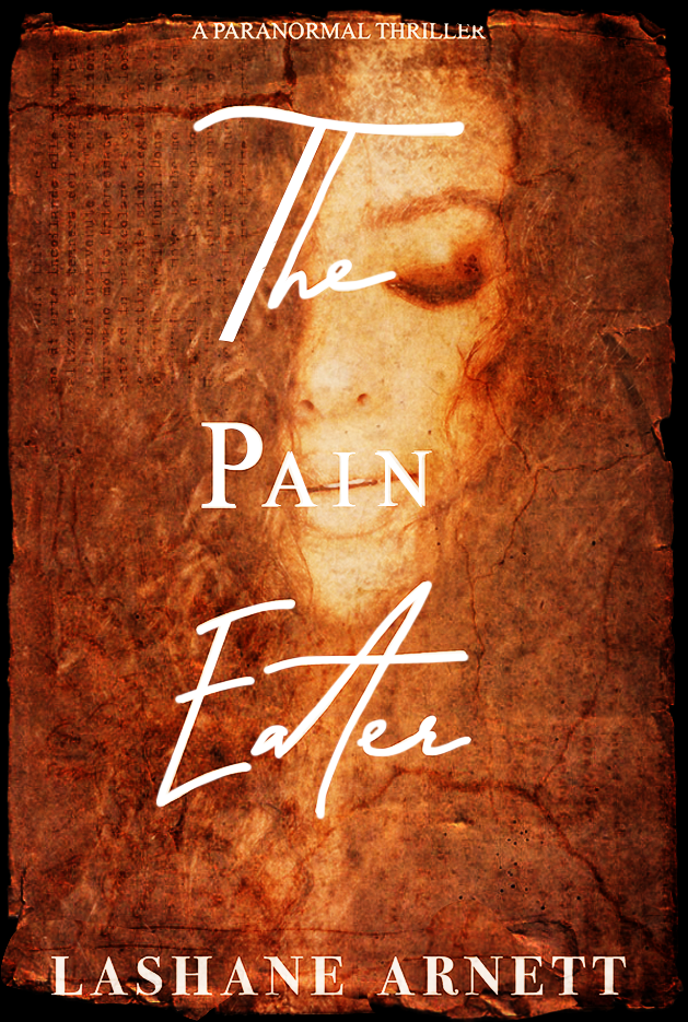 THE PAIN EATER BOOK COVER