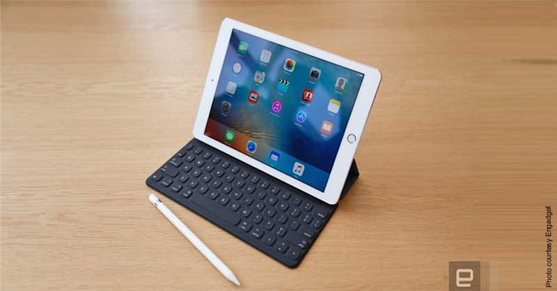 could you run your consultancy on iPad alone?