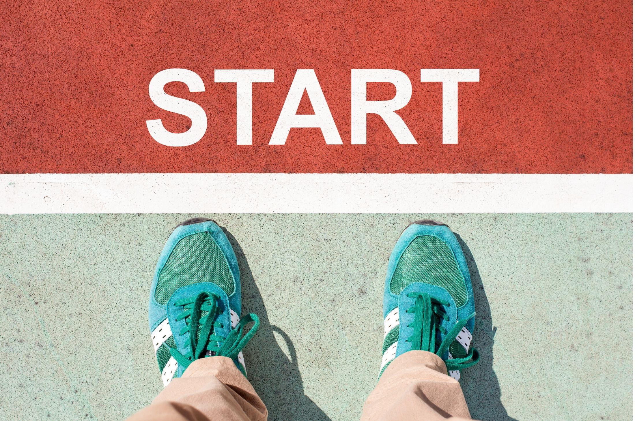 start runinng