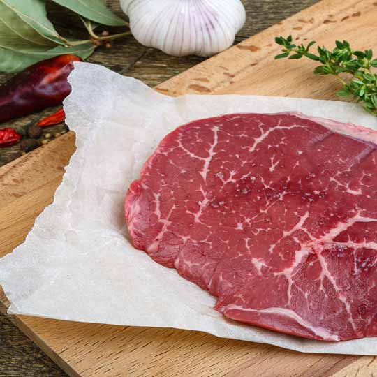 Grainfed Rump Available for delivery to your door