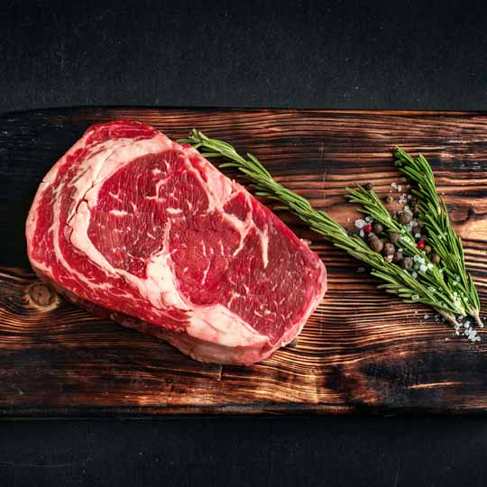 Scotch Fillet Steak - Shop our meat online