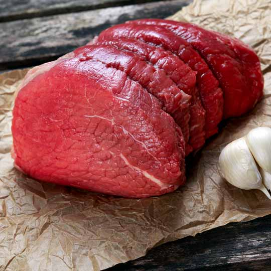 Raw Corned Silverside of Beef - 2kg piece - Add to your online order