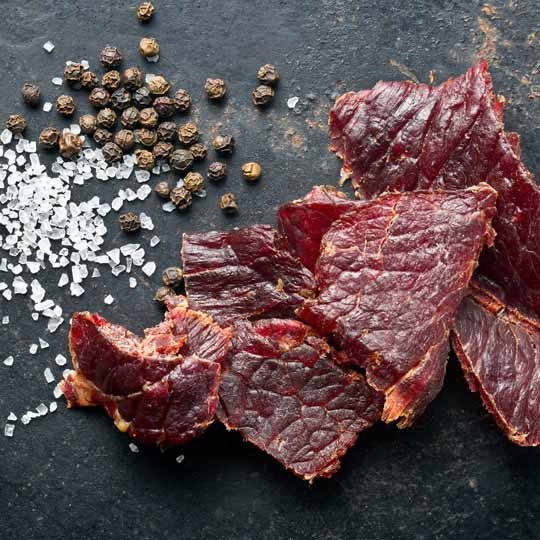 Beef Jerky - Make your own at home