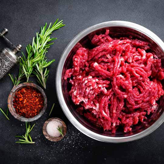 Lamb Mince - Add to your cart and purchase online