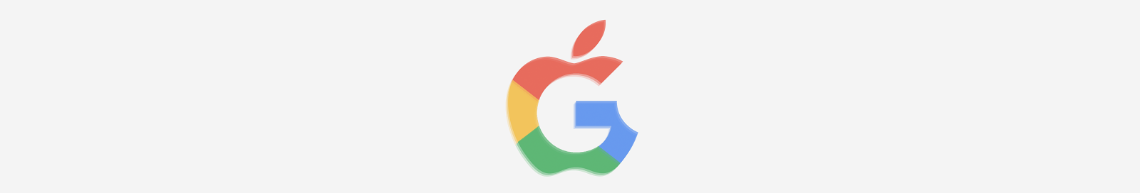 Google Apple Logo