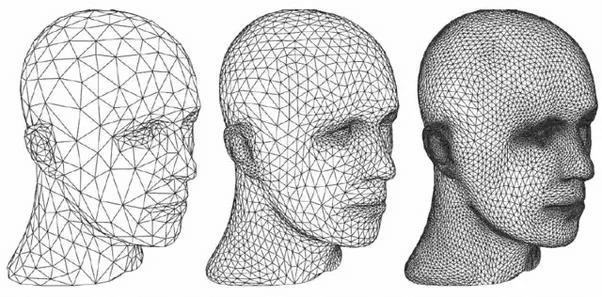 Human Head Geometry