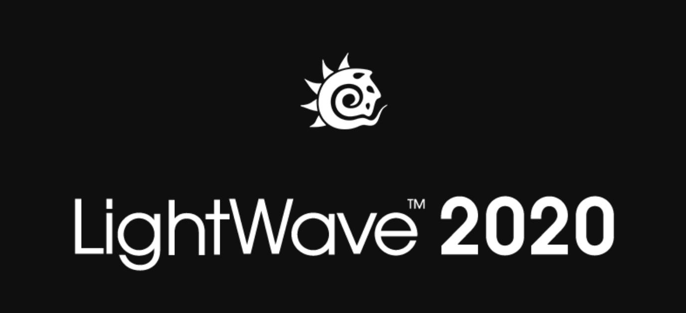 lightwave 2020 logo, render farm update
