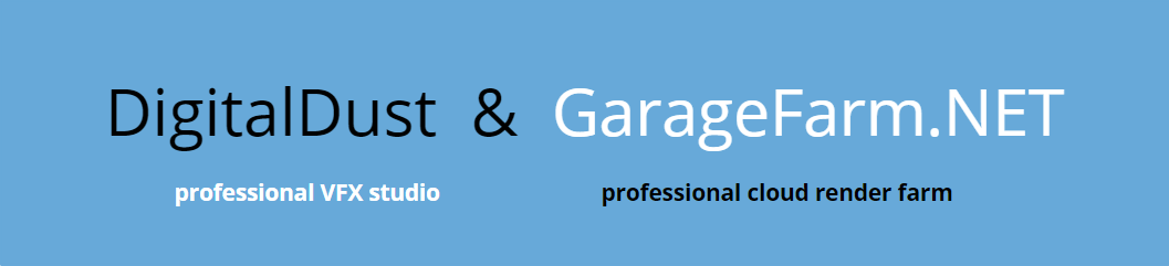 DigitalDust and GarageFarm.NET