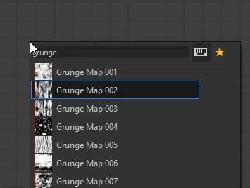 grunge map 0-2 mode