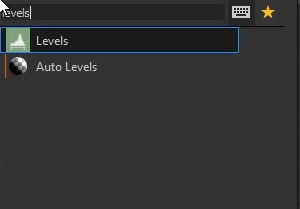 levels node