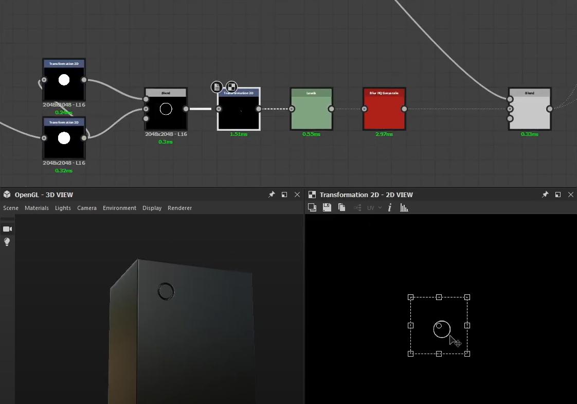 OpenGL - 3D View