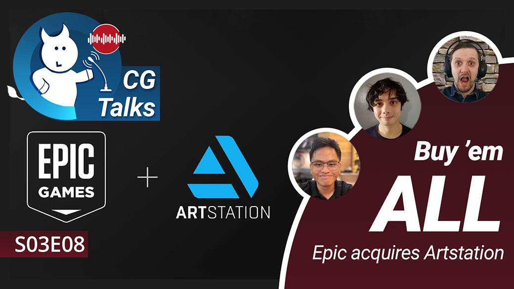 Epic acquires Artstation