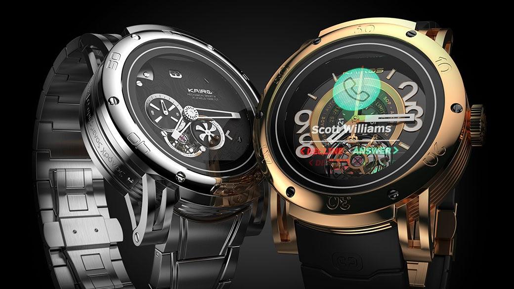 Kairo Watch