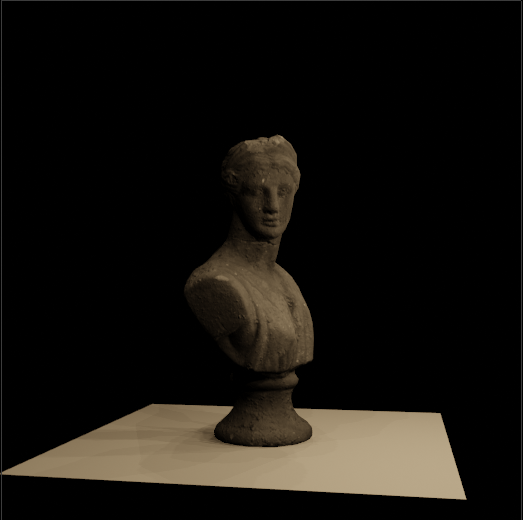 Soft light in rendering