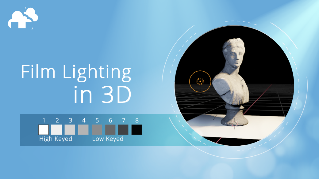Lighting principles for 3D artists from film and art