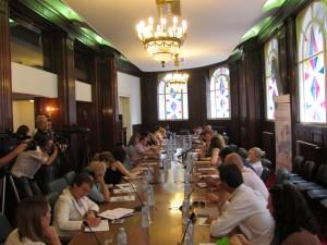 Sastanak RG Pravosuđe i osnovna prava