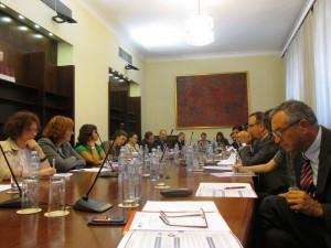 Sastanak RG Spoljna politika; Spoljna, bezbednosna i odbrambena politika