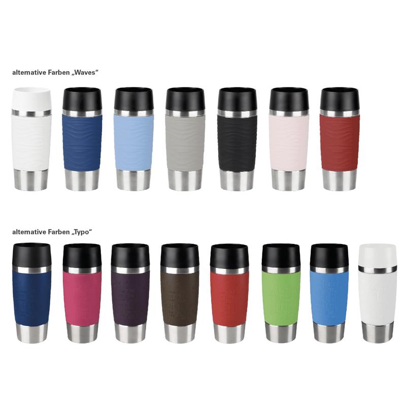 Farbvarianten Modell Emsa Travel Mug