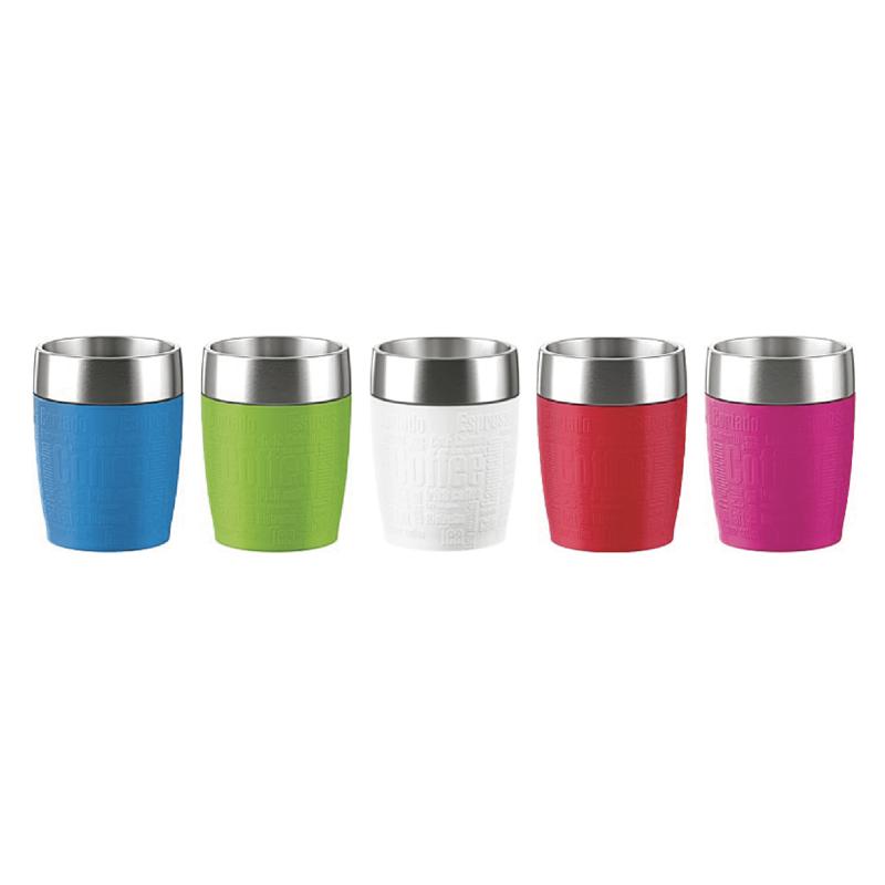 Übersicht Farbvarianten Modell Emsa Travel Cup 200ml