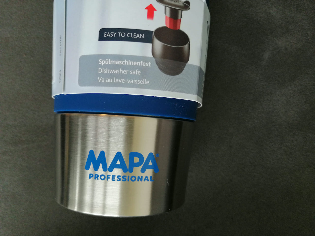 Personalisierter Thermobecher von Emsa bedruckt mit Logo